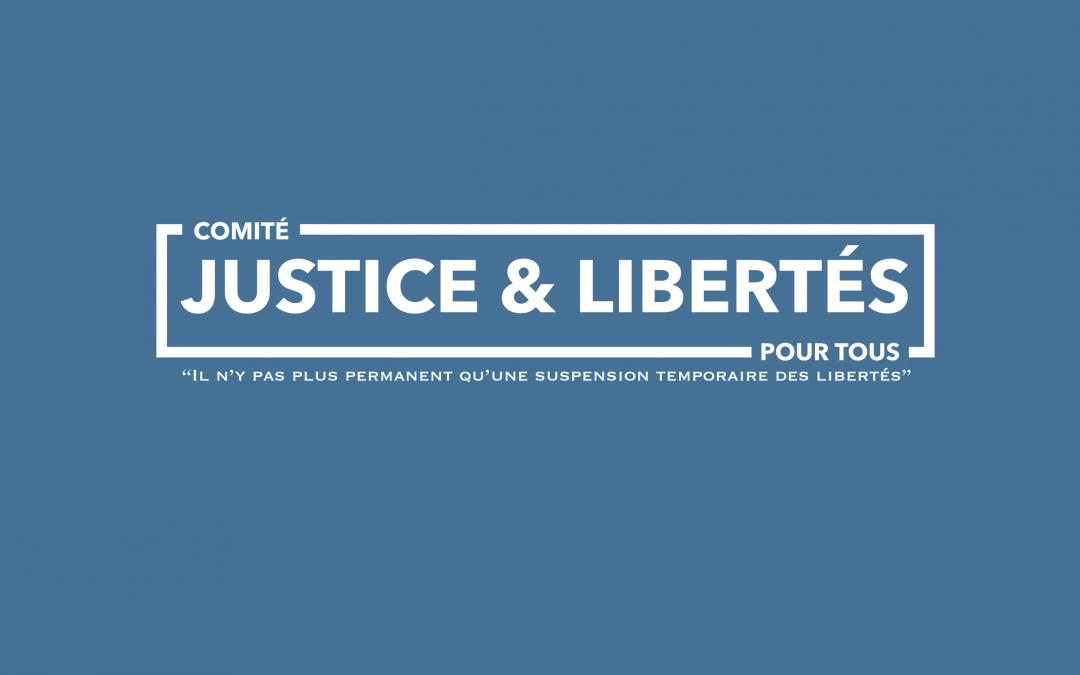 Evénement CJL: Guerre Contre La Terreur Et Extrémisme d'État