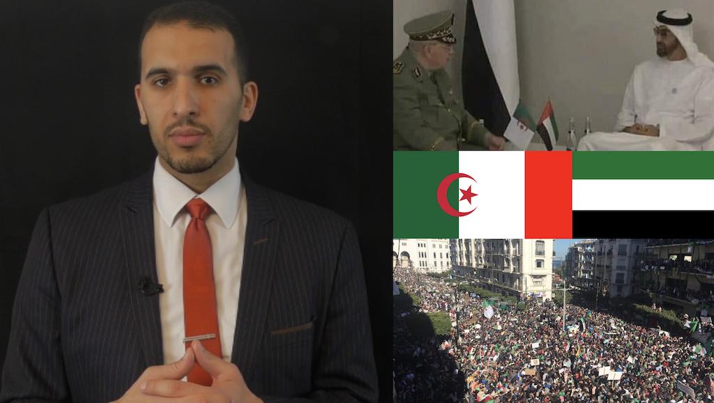 #Algérie: Les dangers d'une ingérence des Émirats