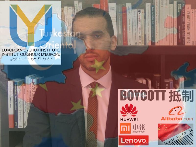 Génocide des #Ouighours en #Chine: Le CJL Soutient La Résistance!