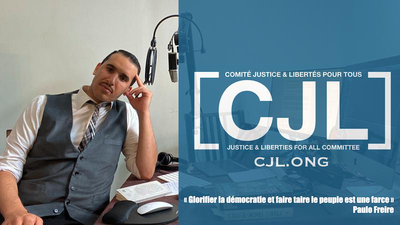 LIVE du CJL  Spécial Palestine