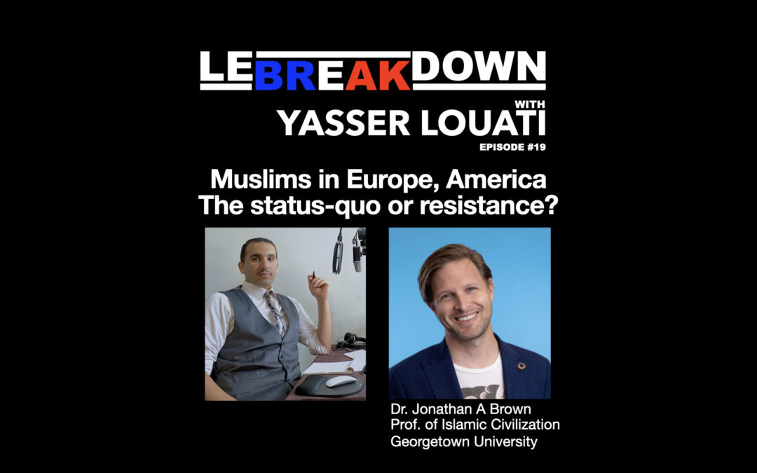 European, American Muslims: 