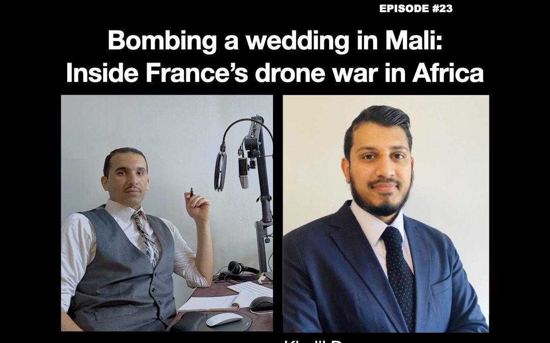 BOMBING CIVILIANS: INSIDE FRANCE'S DRONE WAR